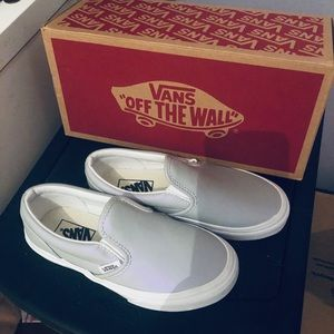 Brand new Vans gym shoes